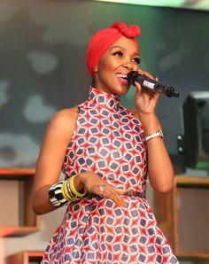 Nhlanhla Nciza of Mafikizolo ~Latest Nigerian style.