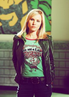 Veronica Mars! And the possibility of a Veronica Mars movie on the horizon . . . Why yes, that would be quite fantastic!