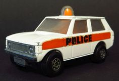 1/64 diecast collector: Matchbox Lesney POLICE PATROL no.20