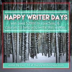 Happy Writer Days