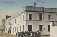 Colegio nac de la capital