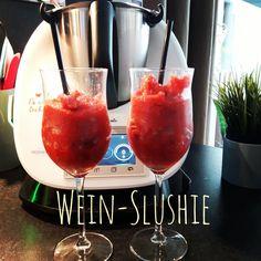 Erdbeer-Wein-Slushie / Wein-Slushie / Sommergetränk 2017 by Sille TM5 on www.rezeptwelt.de