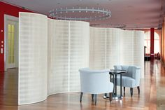 Partition Element 3 layer spruce by dukta