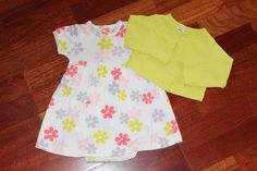 www.musumazyliai.lt > Carter's suknelė su megztuku, 12 mėn