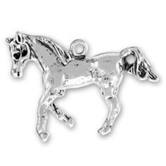 Picture of Galloping Horse Charm