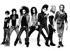 Bill Kaulitz Stages Complete 2013 by ~DysfunctionalHuman on deviantART