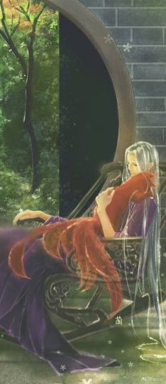 ĐHoa Final Fantasy, Fantasy Art, Eternal Love Drama, Vision Of Love, Chinese Movies, Peach Blossoms, Fantasy Characters, Artsy Fartsy, Cute Couples