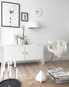 Ikea 'PS' cabinet @__celineb__