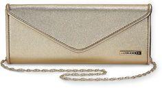 Envelope Bag von Belmondo in gold für Damen. Gr. 1