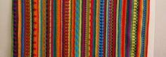 Crochet-Along baby blanket Part 11