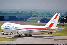 Boeing 747-1D1 - Wardair Canada | Aviation Photo #2375898 | Airliners.net