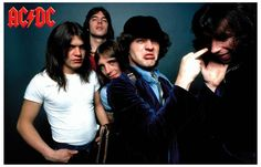 A great poster of the classic AC/DC line-up - Bon Scott, Angus Young, Malcolm Young, Cliff Williams, and Phil Rudd! Ships fast. 11x17 inches. You'll be Thunderstruck by our amazing selection of AC/DC
