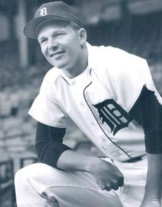 THIS DATE IN TIGERS HISTORY  On June 24, 1968, Tiger outfielder Jim Northrup hit grand slams in the 5th and 6th innings in a game against the Indians in Cleveland, tying a big league record. Detroit won the game, 14-3.