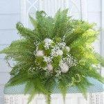 Fern-tastic floral design