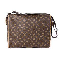833359ac2be4 Louis Vuitton Monogram Abbesses Messenger Bag Designer Luggage