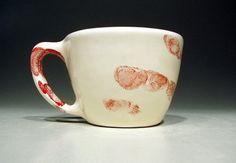 Murder Mug...I'm gonna make one of these.