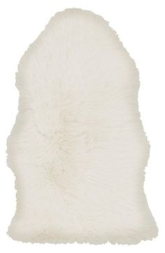 Shop the Surya Home Genuine Shearling Rug from the Nordstrom Anniversary Sale on Keep!
