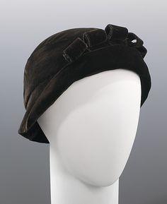 Hat, House of Lanvin, 1932 - Metropolitan Museum of Art