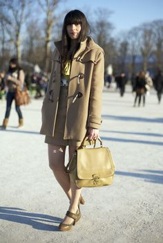 Street Style...Paris