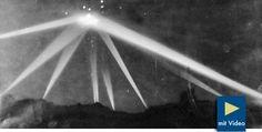 """Zum 75. Jahrestag erinnert Grenzwissenschaft-Aktuell einmal mehr an die legendäre """"Battle of Los Angeles"""""""