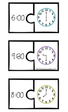 telling time games to help kids practice telling time on both a digital and anlog clock Telling Time Games, Telling Time Activities, Teaching Time, Teaching Math, Math Activities, Sunday Activities, Kindness Activities, Painting Activities, Weather Activities
