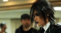 Uruha. He looks like Violet from Black Butler here.