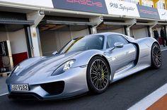 Porsche 918 Spyder already almost sold out?
