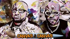 The Dudley Boyz hit the 3D on the canvas: WWE Canvas 2 Canvas