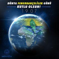 Dünya Fenerbahçeliler Günü Kutlu Olsun! #Fenerbahçe #instaFB
