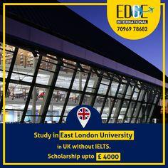 Masters Courses, International Scholarships, London University, Uk Universities, Overseas Education, Uk Post, Civil Engineering, Ielts, East London