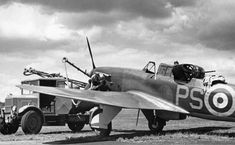 Boulton Paul Defiant is a British interceptor aircraft that served with the RAF during The Defiant was designed as a turret fighter Ww2 Aircraft, Military Aircraft, Military Flights, Aviation World, Ww2 Planes, Battle Of Britain, Royal Air Force, Luftwaffe, World War Two