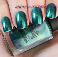 Ninja Polish: Nightopia from the In the Night Collection by Pretty Serious