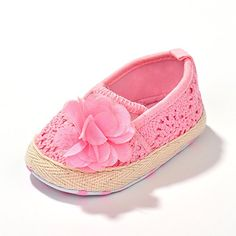 Infant Girls' Shoes Floral Net Yarn Ballerina Us Sizes 5 Pink Estamico http://www.amazon.com/dp/B011I9NOZ4/ref=cm_sw_r_pi_dp_VNKqwb10YSAHE