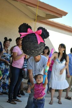 "Photo 4 of 10: Minnie Mouse / Birthday ""Carissa's 5th Birthday Party"" 