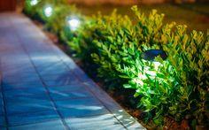 15 Stylish Landscape Lighting Ideas