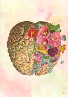 Brain · Studio sarahstehling · Posters · R$95,00