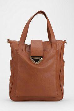 Kimchi Blue Oversized Push-Lock Tote Bag #urbanoutfitters