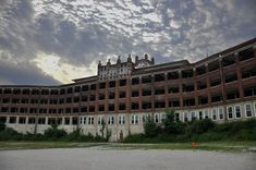 Waverly Hills Sanatorium in Kentucky. Rumored to be one of the most haunted hospitals.
