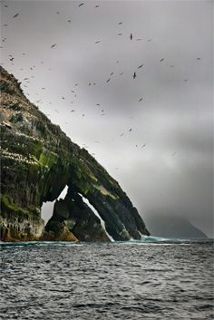 The Skellig Islands, Ireland