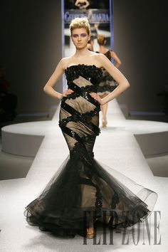 Georges Chakra Spring-summer 2009 - Couture - http://www.flip-zone.com/georges-chakra-857