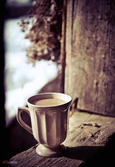 Morning Coffee. Have good coffee in a good cup. Every day.
