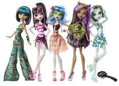 muñecas monster high imitacion - Buscar con Google