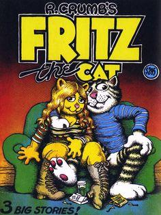 Fritz the Cat by Robert Crumb
