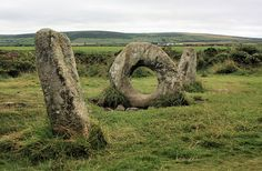 Men-an-Tol Standing Stones, Cornwall  Visit www.exploreuktravel.co.uk for holidays in England