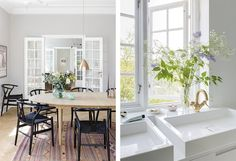 The simple life Hygge, Villa, Colours, Simple, Interior, Table, Room, Furniture, Forelsket
