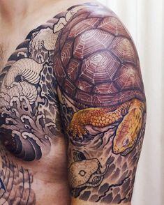 0a218c636 #japanesetattoos #japanese #tattoos #life Octopus Tattoos, Animal Tattoos,  Hand Tattoos