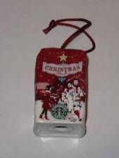 Starbucks Christmas Ornament 2007 Blend Bag Ceramic Coffee Starbucks Christmas, Lunch Box, Ceramics, Christmas Ornaments, Coffee, Bag, Ceramica, Kaffee, Pottery