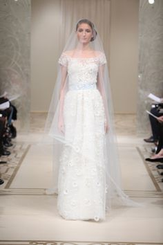 Reem Acra | Haute Couture Wedding Gowns