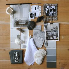 I don't know how she does it : Make your own mood board