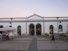 Built in 1887, the Mercado da Ribeira, Tavira, is typical of the common type of market in which was widely used in Portugal until the mid-twentieth century. In technical terms, the property is notable for introducing more modern materials such as iron and combining this with more traditional stone masonry. The building served as the municipal market until 1999,and since then has been renovated to its present state.